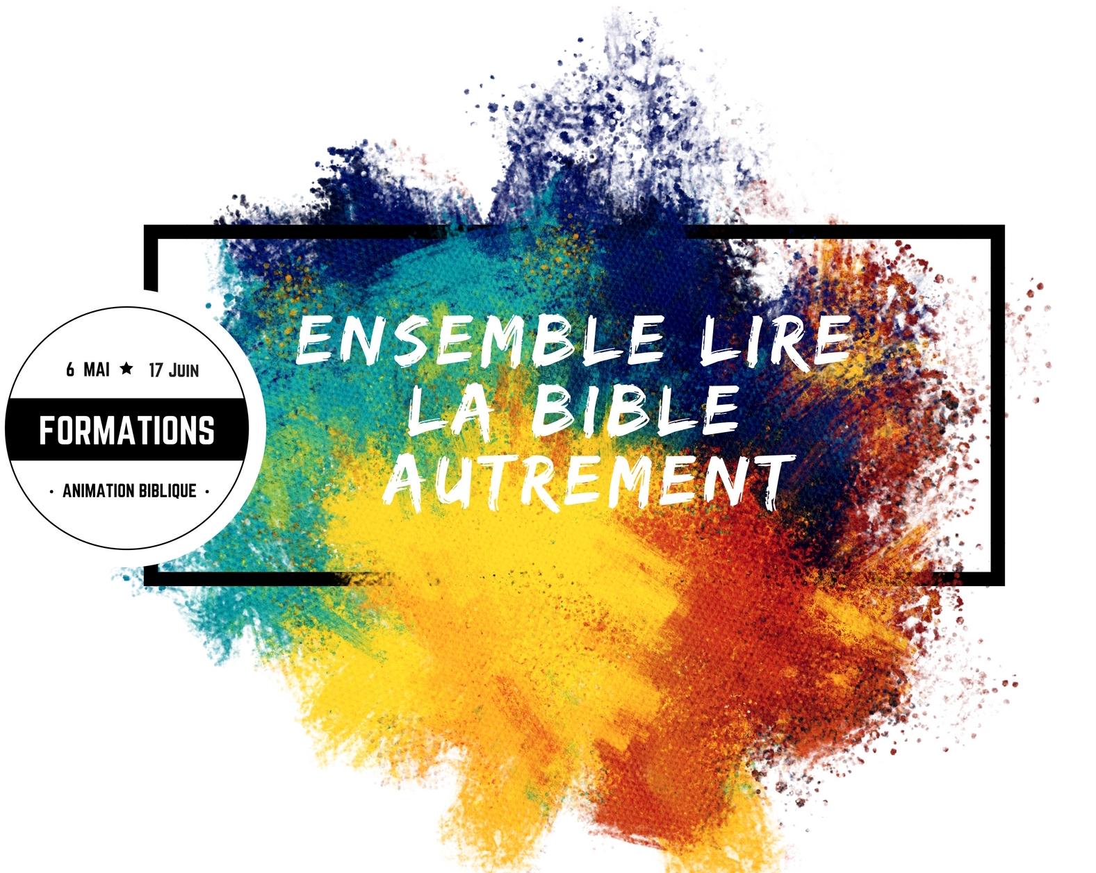 Pour lire la Bible en groupe de manière inter-active.-2